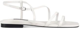 Nine West Mani Strappy Flat Sandals