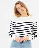 Armor Lux Fouesnant Striped Pullover