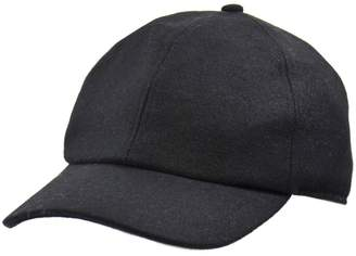 London Fog Wool-Blend Baseball Cap