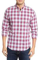 Vineyard Vines Men's Murray Bucklin Point Slim Fit Plaid Sport Shirt