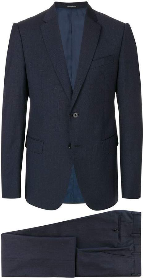 Emporio Armani tailored two piece suit