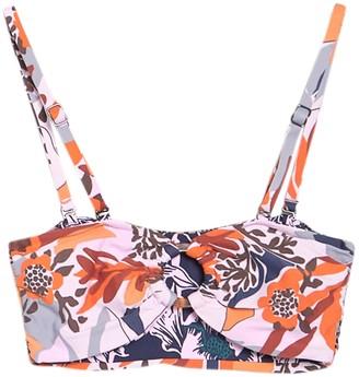Maaji Loops & Hoops Floral Bikini Top
