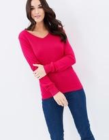 Privilege V-Neck Sweater