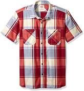 Levi's Men's gade Short Sleeve Woven Shirt