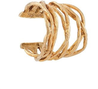 Christian Lacroix Pre-Owned 1990 Twisted Cuff