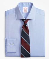 Brooks Brothers Madison Classic-Fit Dress Shirt, Non-Iron Herringbone