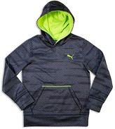 Puma Boys' Printed Hoodie - Little Kid