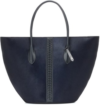 Alaia Latifa leather tote