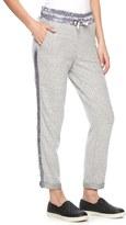 Juicy Couture Women's Satin Trim Pants