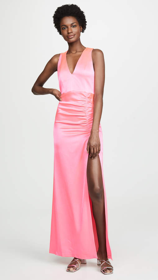 1d8a9beb Racerback Slip Dress - ShopStyle