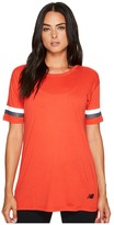 New Balance NB Athletics Tunic Tee Women's Clothing