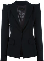 Plein Sud Jeans pointy shoulders blazer - women - Polyester/Spandex/Elastane/Viscose/Virgin Wool - 40