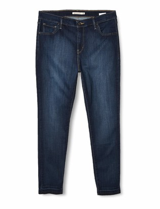 Levi's Women's Plus-Size 721 High Rise Skinny Jeans