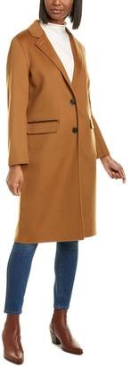 Mackage Hens-R Long Wool Coat