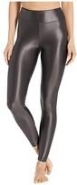 Koral Lustrous High-Rise Leggings (Black) Women's Casual Pants