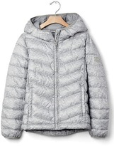 Gap ColdControl Lite heather puffer jacket
