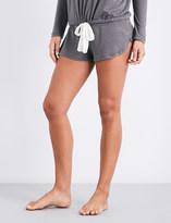 Eberjey Heather jersey pyjama shorts