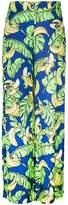 Love Moschino banana print trousers