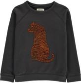 Hartford Embroidered Tiger Tweat Sweatshirt
