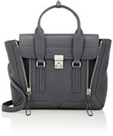3.1 Phillip Lim Women's Pashli Medium Satchel-GREY, NO COLOR