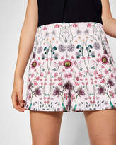 Ted Baker Unity Floral tailored shorts