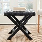 Safavieh Wicker X Side Table