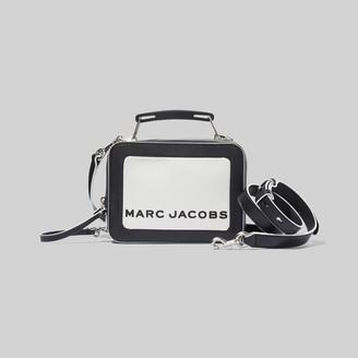 Marc Jacobs The Colorblocked Mini Box Bag