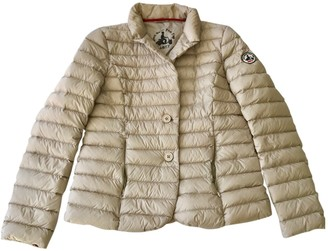 JOTT Ecru Coat for Women