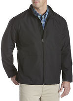 Harbor Bay Water- & Wind-Resistant Bomber Casual Male XL Big & Tall