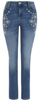 Bell George Embellished Straight Leg Jeans