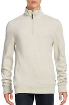Nautica The Windward Half-Zip Pullover