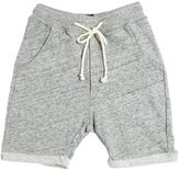 Finger In The Nose Cotton Drawstring Shorts