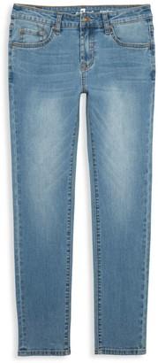7 For All Mankind Little Boy's & Boy's Paxtyn Straight Leg Stretch Denim Jean