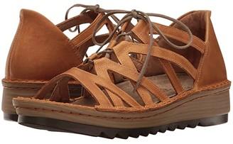 Naot Footwear Yarrow (Oily Dune Nubuck) Women's Shoes