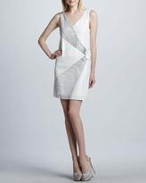 Erin Fetherston Erin by Sleeveless Beaded Dress