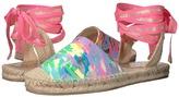 Lilly Pulitzer Erica Espadrille Women's Sandals