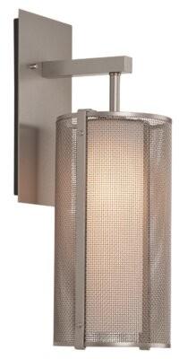 Hammerton Studio 1 - Light Armed Sconce Finish: Metallic Beige Silver
