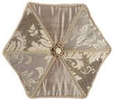 Dian Austin Couture Home Elegance Hexagon Pillow