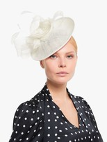John Lewis & Partners Lia Flower and Loop Small Side Disc Occasion Hat