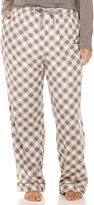 Liz Claiborne Flannel Pants - Plus