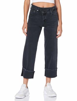 Herrlicher Women's Maze Denim Black Cashmere Touch Jeans