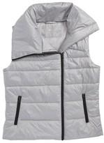 Zella Girl's Asymmetrical Puffer Vest
