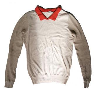 Sessun Beige Cotton Knitwear for Women