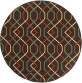 Montego Oriental Weavers Covington Home Swizzle Indoor/Outdoor Round Rug