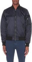 True Religion Shell Bomber Jacket