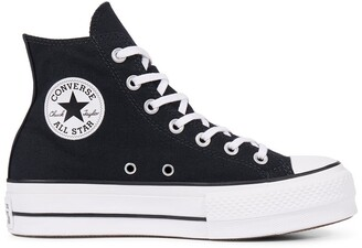 Converse Chuck Taylor All Star Lift High Top Flatform Trainers