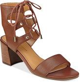 Tommy Hilfiger Cache Lace-Up Sandals