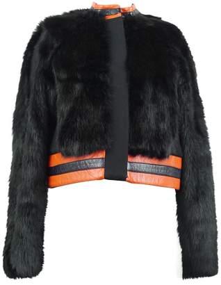 Tanya Taylor Black Polyester Jackets