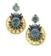Elizabeth Cole Aisha Earrings