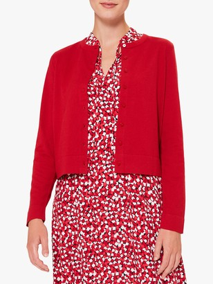 Hobbs Michelle Crew Neck Cardigan